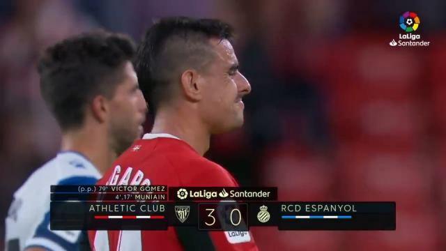 西甲-武磊替补出场丢单刀 西班牙人0-3客负毕尔巴鄂竞技,西班牙人遭遇本季联赛第7场败仗仍陷降级区。