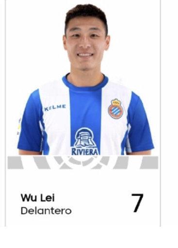 【核武7来了!武磊新赛季7号】西甲官方消息,武磊新赛季将身披西班牙人7号球衣。加盟西班牙人后,武磊一直身披西班牙人24号战袍。半个赛季,武磊为西班牙人在西甲出场16次,打进3球。此前西人的7号球衣一直属于伊格莱西亚斯,他转投皇家贝蒂斯后,武磊也接过球队7号球衣!期待7号武磊再接再厉!