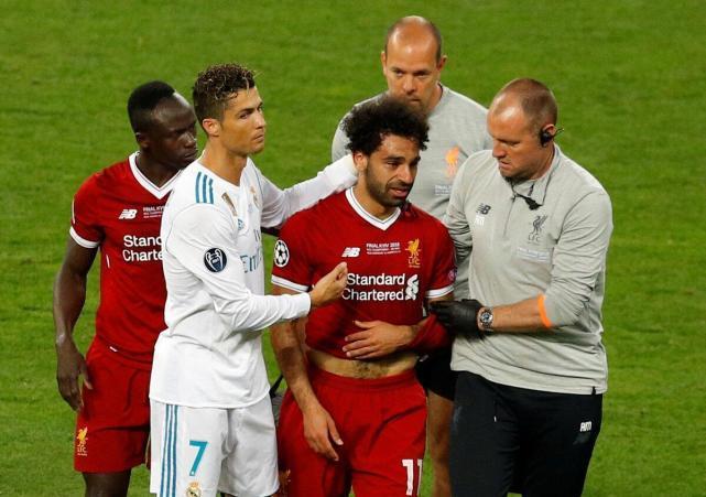 萨拉赫欧冠决赛受伤 外媒曝或缺席世界杯
