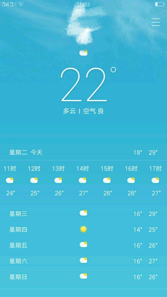 你说呢?一幅是昨天,一幅是今天,你说降温了吗?冻成狗了吗?[哭笑]求央视天气预报帮我看一下我们这边的气温